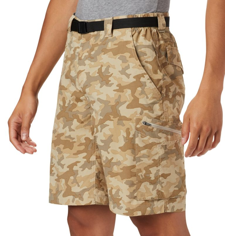 Men's Silver Ridge™ Printed Cargo Shorts Men's Silver Ridge™ Printed Cargo Shorts, a2
