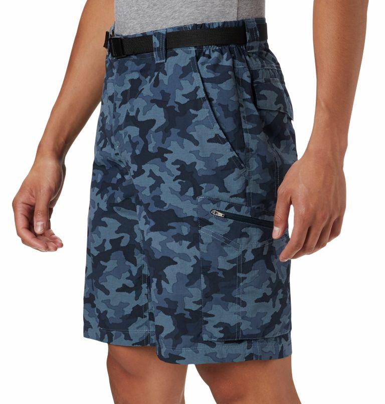 Silver Ridge™ Printed Cargo Short | 466 | 36 Men's Silver Ridge™ Printed Cargo Shorts, Collegiate Navy Camo, a2