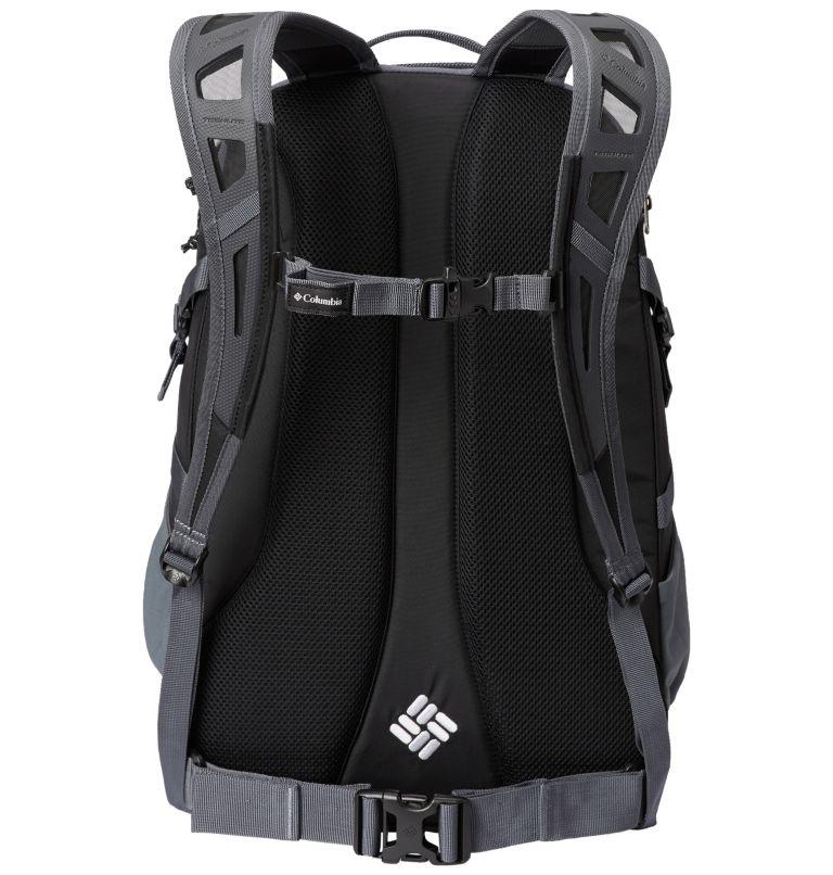 Circuit Breaker™ Daypack | 011 | O/S Circuit Breaker™ Daypack, Black, Graphite, back