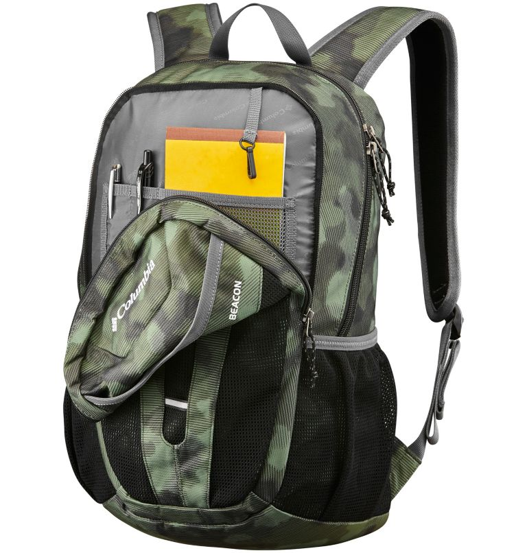 Beacon™ Daypack | 213 | O/S Sac Beacon™ Unisexe, Peatmoss Lined Camo Print, a1