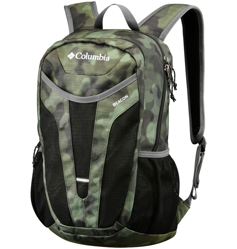 Beacon™ Daypack | 213 | O/S Sac Beacon™ Unisexe, Peatmoss Lined Camo Print, front