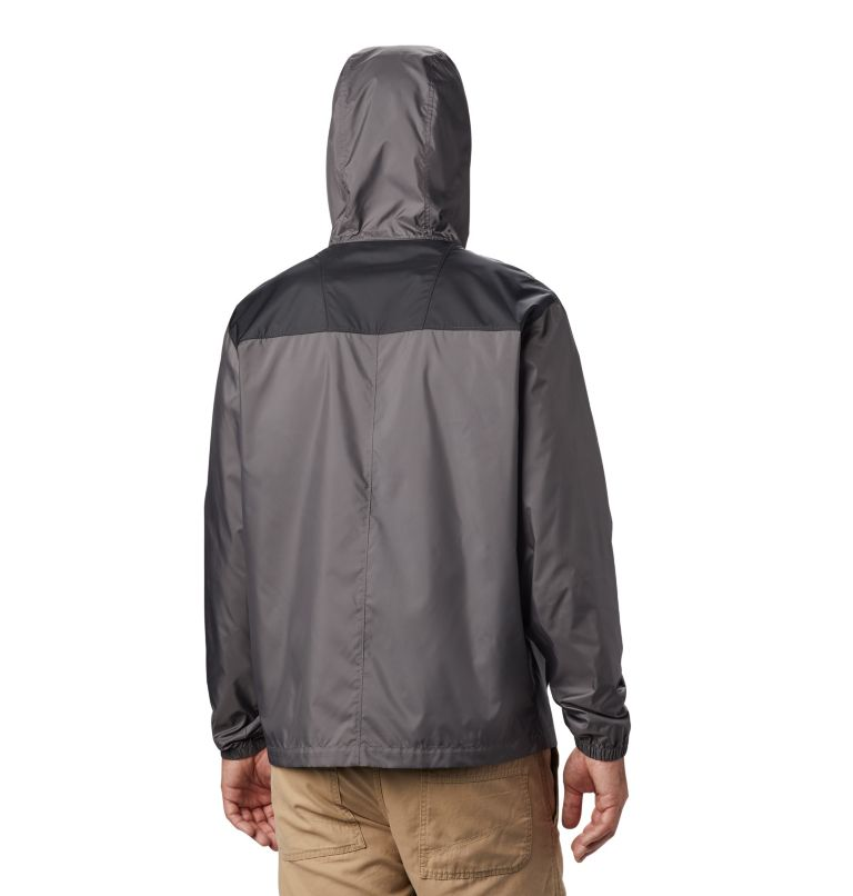 Men's Flashback™ Windbreaker Jacket Men's Flashback™ Windbreaker Jacket, back