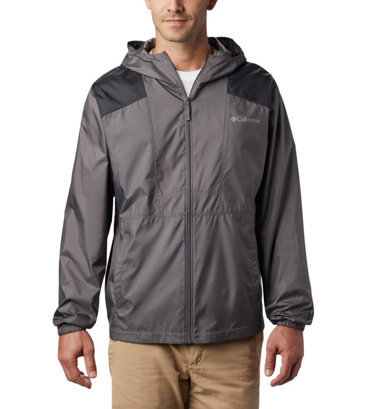 Men's Flashback™ Windbreaker Jacket Men's Flashback™ Windbreaker Jacket, front