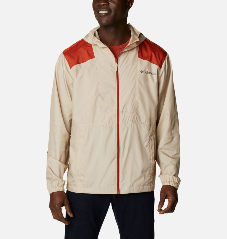 Columbia Mens Flashback Windbreaker Jacket