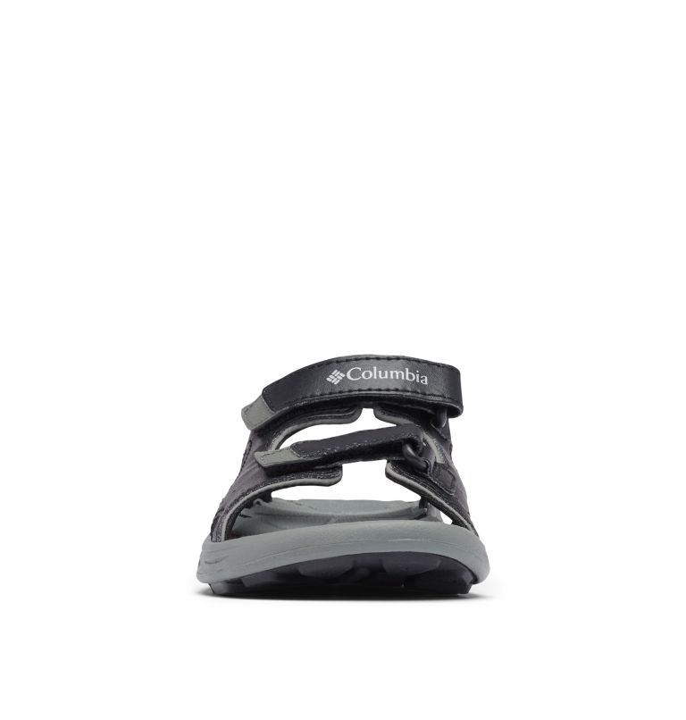 YOUTH TECHSUN™ VENT | 010 | 4 Youth Techsun™ Vent Sandal, Black, Columbia Grey, toe