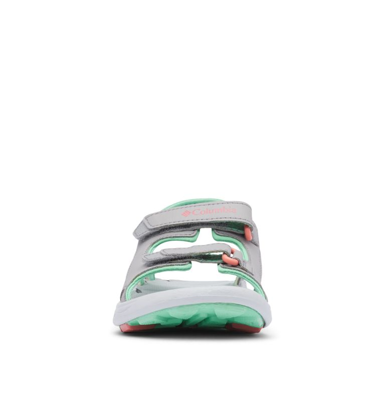 YOUTH TECHSUN™ VENT | 088 | 7 Sandalo Techsun™ Vent da Ragazzo, Steam, Coral Bloom, toe