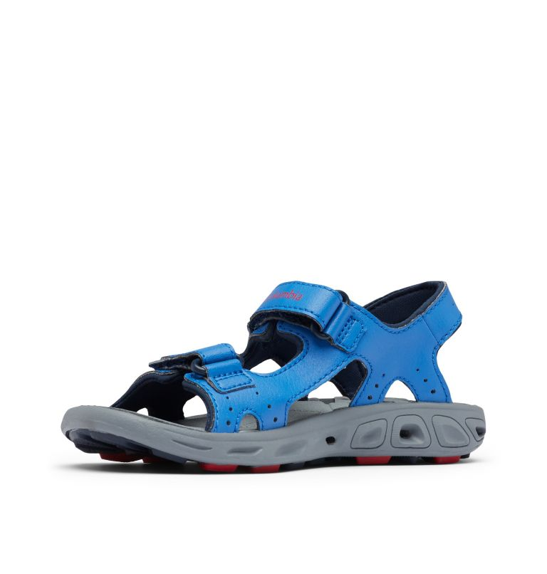 YOUTH TECHSUN™ VENT | 426 | 4 Youth Techsun™ Vent Sandal, Stormy Blue, Mountain Red