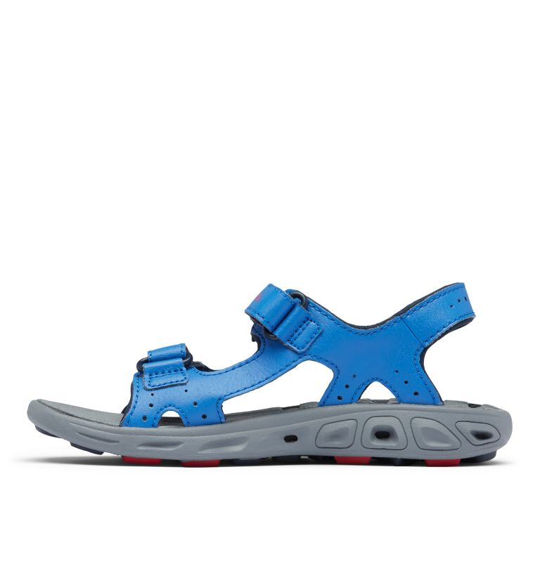 YOUTH TECHSUN™ VENT | 426 | 4 Youth Techsun™ Vent Sandal, Stormy Blue, Mountain Red, medial