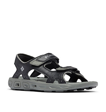 Sandalias Techsun™ para Niños CHILDRENS TECHSUN™ VENT | 426 | 10, Black, Columbia Grey, 3/4 front
