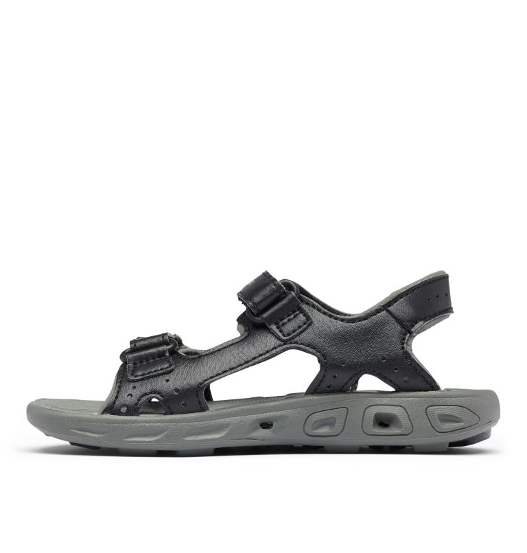 CHILDRENS TECHSUN™ VENT | 010 | 12.5 Sandalias Techsun™ para Niños, Black, Columbia Grey, medial