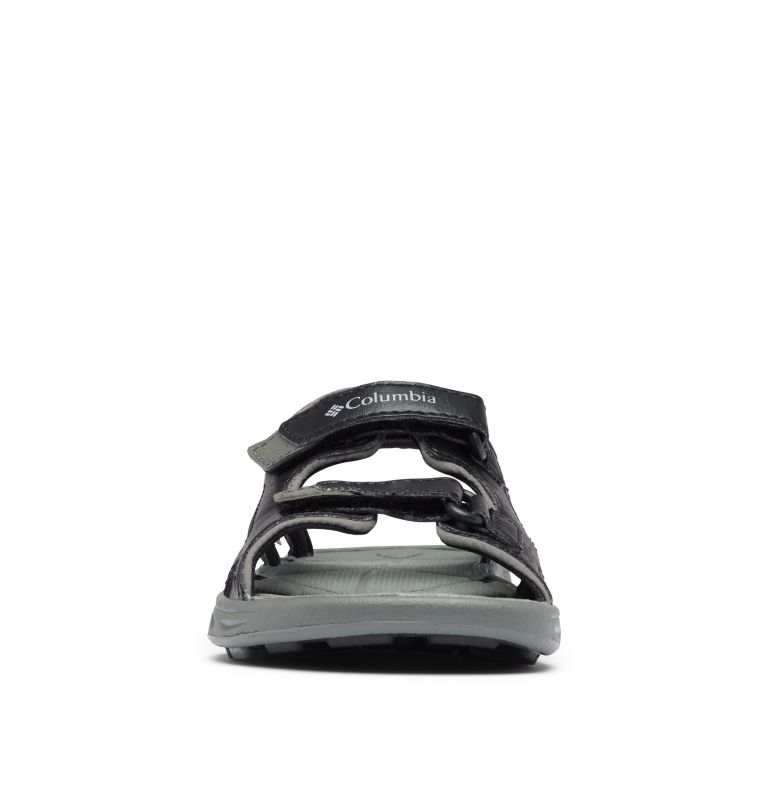 CHILDRENS TECHSUN™ VENT | 010 | 12.5 Sandalias Techsun™ para Niños, Black, Columbia Grey, toe