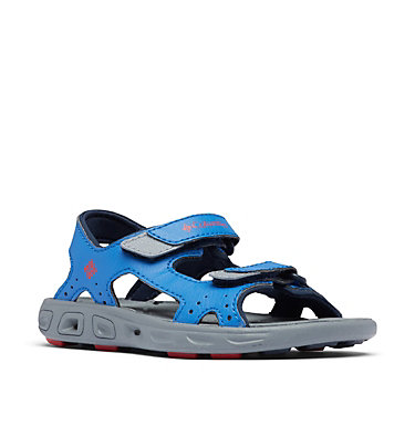 Sandalias Techsun™ para Niños CHILDRENS TECHSUN™ VENT | 426 | 10, Stormy Blue, Mountain Red, 3/4 front