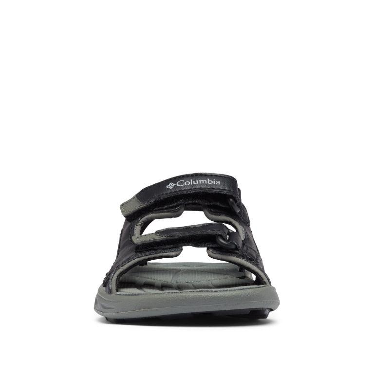 TODDLER TECHSUN™ VENT | 010 | 4 Toddler Techsun™ Vent Ankle Strap Sandal, Black, Columbia Grey, toe