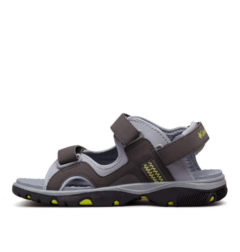 YOUTH CASTLEROCK™ SUPREME | 032 | 7 Big Kids' Castlerock™ Supreme Sandal, Tradewinds Grey, Voltage, medial