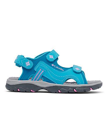 Big Kids' Castlerock™ Supreme Sandal YOUTH CASTLEROCK™ SUPREME | 032 | 1, Dark Turquoise, Orchid, front