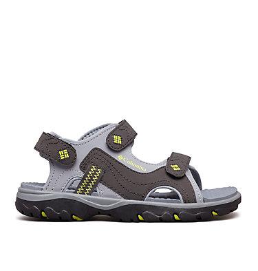 Little Kids' Castlerock™ Supreme Sandal CHILDRENS CASTLEROCK™ SUPREME | 032 | 10, Tradewinds Grey, Voltage, front