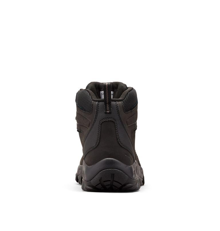 NEWTON RIDGE™ PLUS II WATERPROOF   011   14 Men's Newton Ridge™ Plus II Waterproof Hiking Boot, Black, Black, back