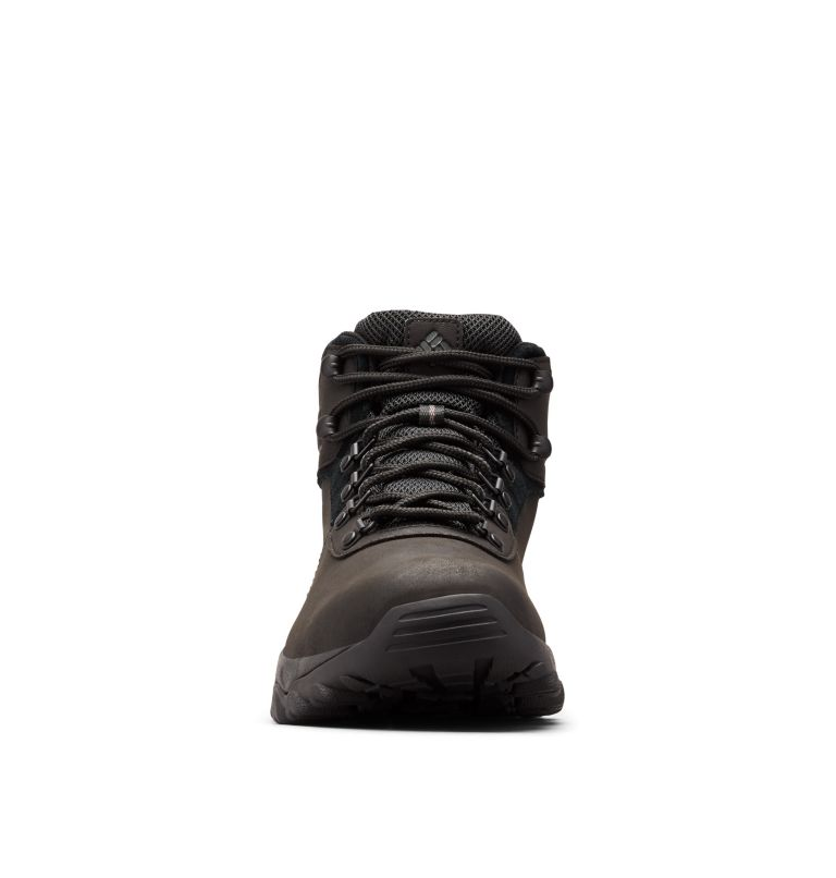 NEWTON RIDGE™ PLUS II WATERPROOF | 011 | 14 Men's Newton Ridge™ Plus II Waterproof Hiking Boot, Black, Black, toe