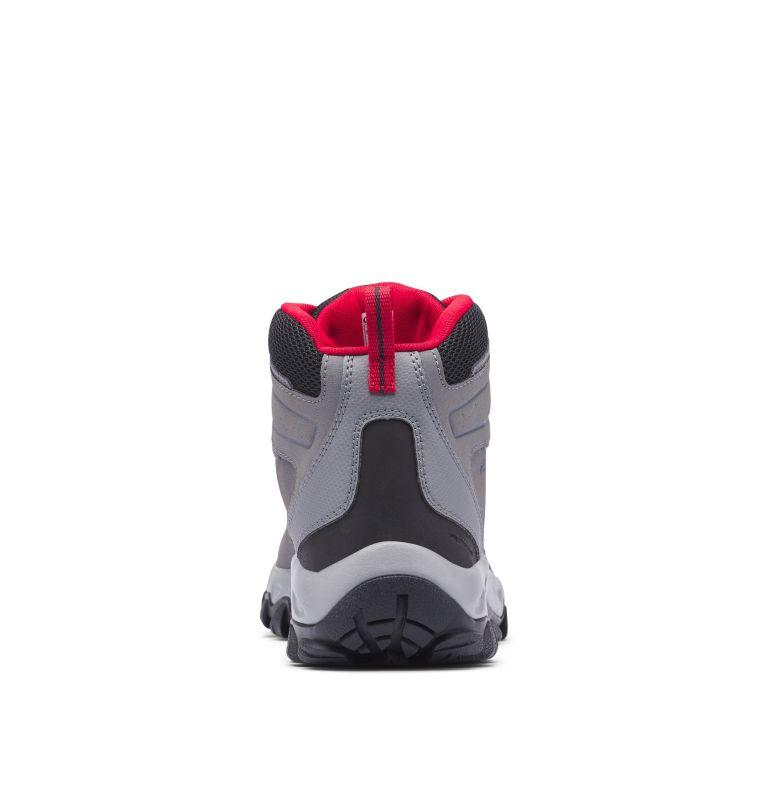 NEWTON RIDGE™ PLUS II WATERPROOF | 038 | 9.5 Men's Newton Ridge™ Plus II Waterproof Hiking Boot, Ti Grey Steel, Rocket, back