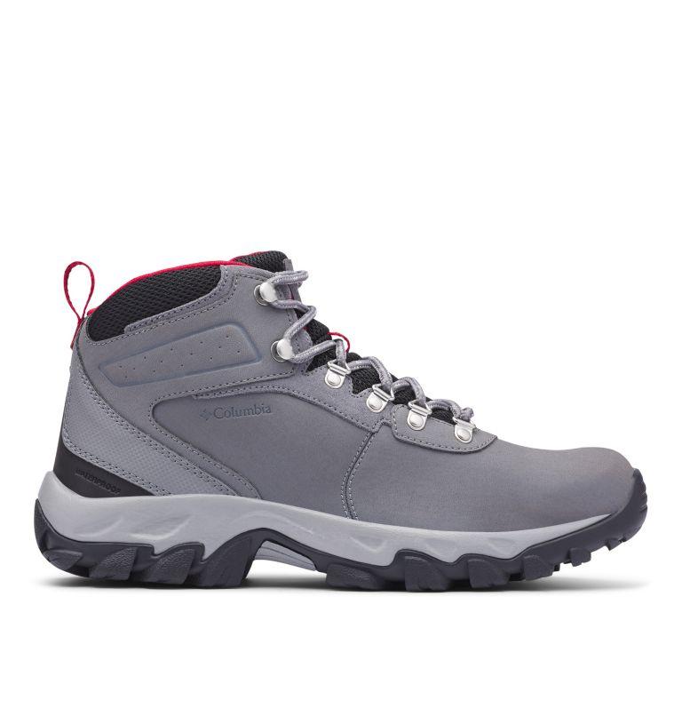 NEWTON RIDGE™ PLUS II WATERPROOF | 038 | 9.5 Men's Newton Ridge™ Plus II Waterproof Hiking Boot, Ti Grey Steel, Rocket, front