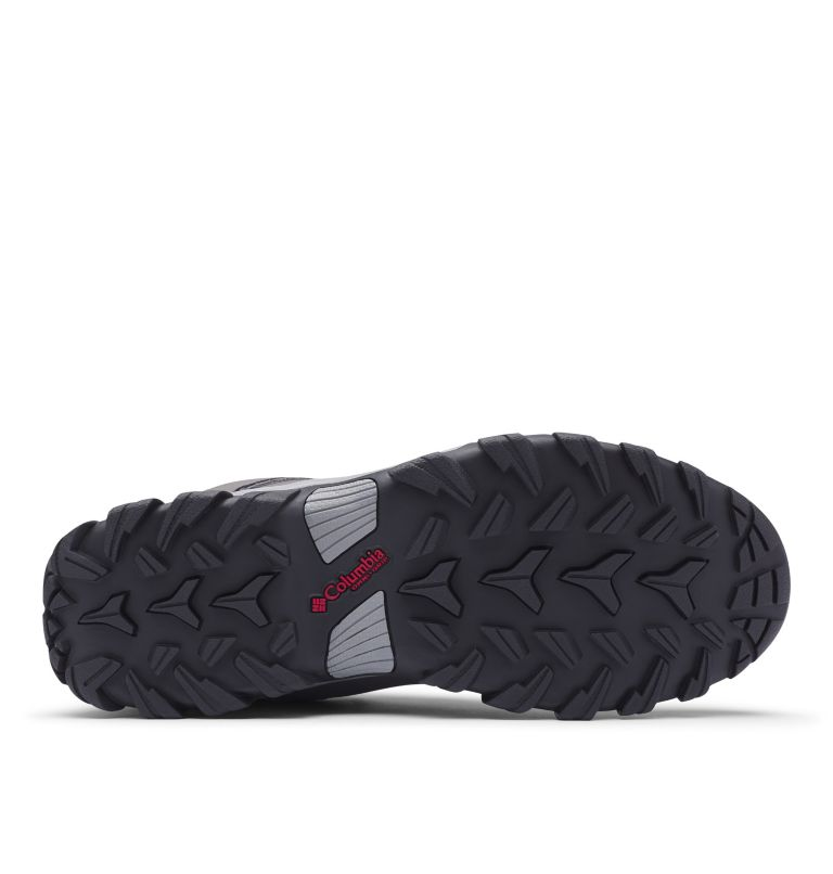NEWTON RIDGE™ PLUS II WATERPROOF | 038 | 9.5 Men's Newton Ridge™ Plus II Waterproof Hiking Boot, Ti Grey Steel, Rocket
