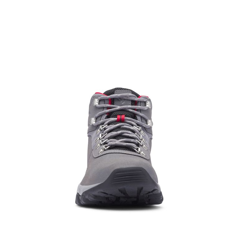 NEWTON RIDGE™ PLUS II WATERPROOF | 038 | 8.5 Men's Newton Ridge™ Plus II Waterproof Hiking Boot, Ti Grey Steel, Rocket, toe