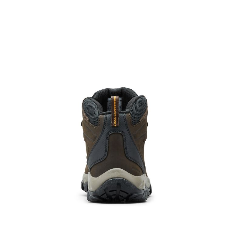 NEWTON RIDGE™ PLUS II WATERPROOF | 231 | 16 Men's Newton Ridge™ Plus II Waterproof Hiking Boot, Cordovan, Squash, back