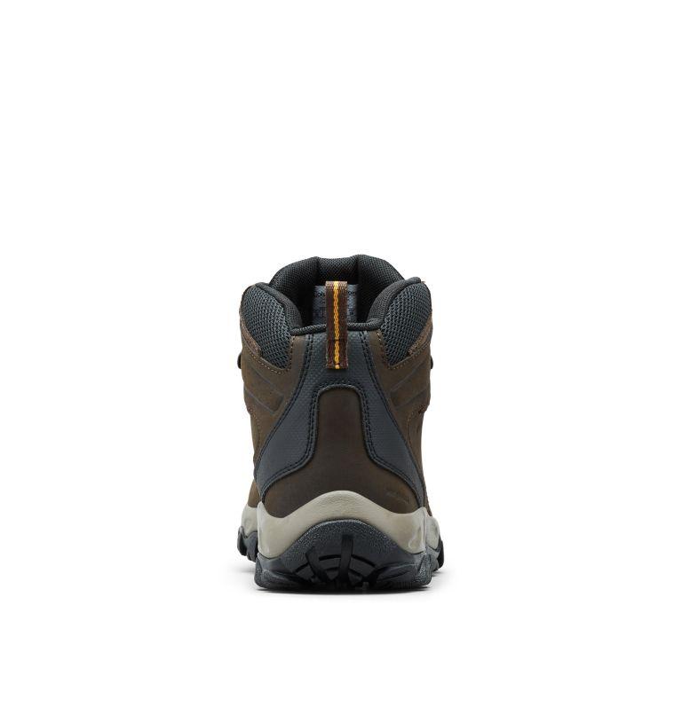 NEWTON RIDGE™ PLUS II WATERPROOF | 231 | 7 Men's Newton Ridge™ Plus II Waterproof Hiking Boot, Cordovan, Squash, back