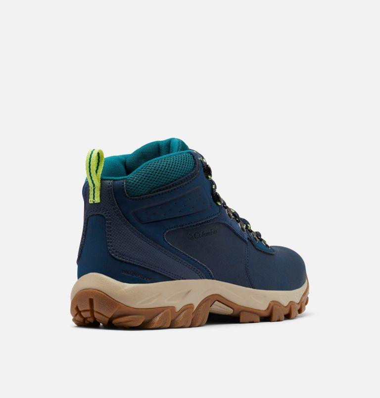 NEWTON RIDGE™ PLUS II WATERPROOF | 465 | 11 Men's Newton Ridge™ Plus II Waterproof Hiking Boot, Collegiate Navy, Voltage, 3/4 back