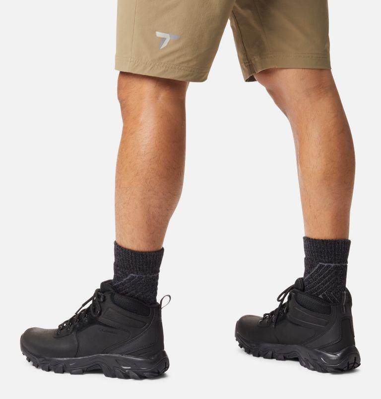 NEWTON RIDGE™ PLUS II WATERPROOF WIDE | 011 | 9.5 Men's Newton Ridge™ Plus II Waterproof Hiking Boot - Wide, Black, Black, a9