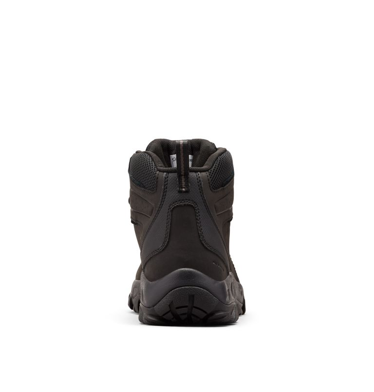 NEWTON RIDGE™ PLUS II WATERPROOF WIDE | 011 | 9.5 Men's Newton Ridge™ Plus II Waterproof Hiking Boot - Wide, Black, Black, back