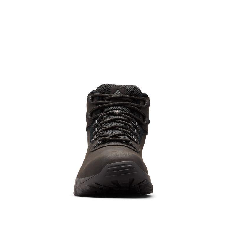 NEWTON RIDGE™ PLUS II WATERPROOF WIDE | 011 | 10.5 Men's Newton Ridge™ Plus II Waterproof Hiking Boot - Wide, Black, Black, toe