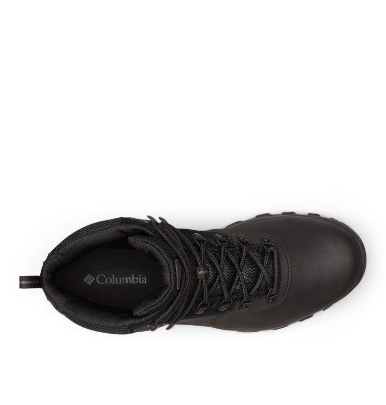 NEWTON RIDGE™ PLUS II WATERPROOF WIDE | 011 | 9.5 Men's Newton Ridge™ Plus II Waterproof Hiking Boot - Wide, Black, Black, top