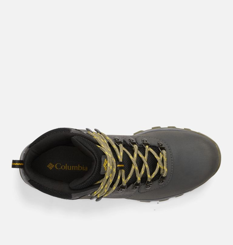 Men's Newton Ridge™ Plus II Waterproof Hiking Boot - Wide Men's Newton Ridge™ Plus II Waterproof Hiking Boot - Wide, top