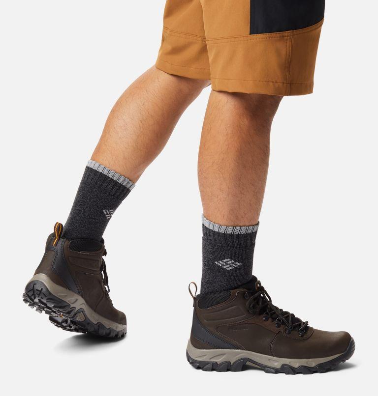 NEWTON RIDGE™ PLUS II WATERPROOF WIDE | 231 | 10 Men's Newton Ridge™ Plus II Waterproof Hiking Boot - Wide, Cordovan, Squash, a9