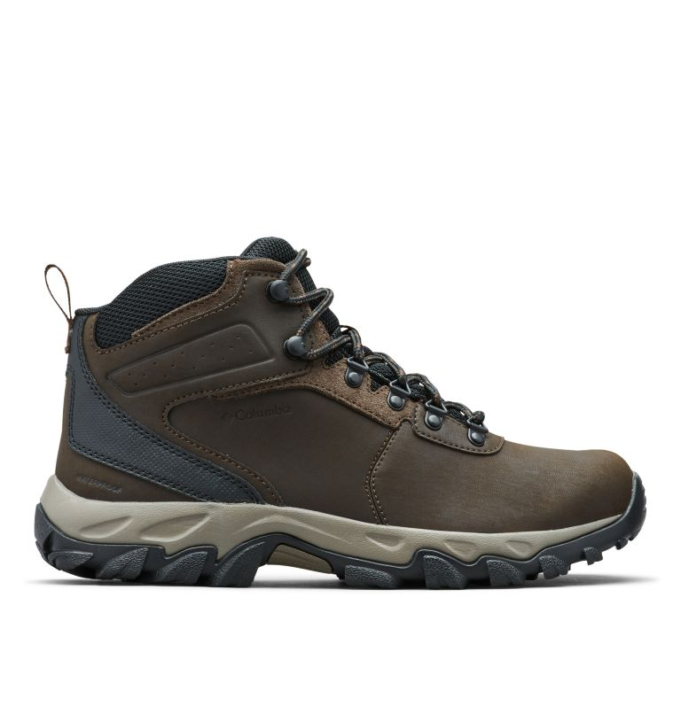 NEWTON RIDGE™ PLUS II WATERPROOF WIDE | 231 | 7 Men's Newton Ridge™ Plus II Waterproof Hiking Boot - Wide, Cordovan, Squash, front