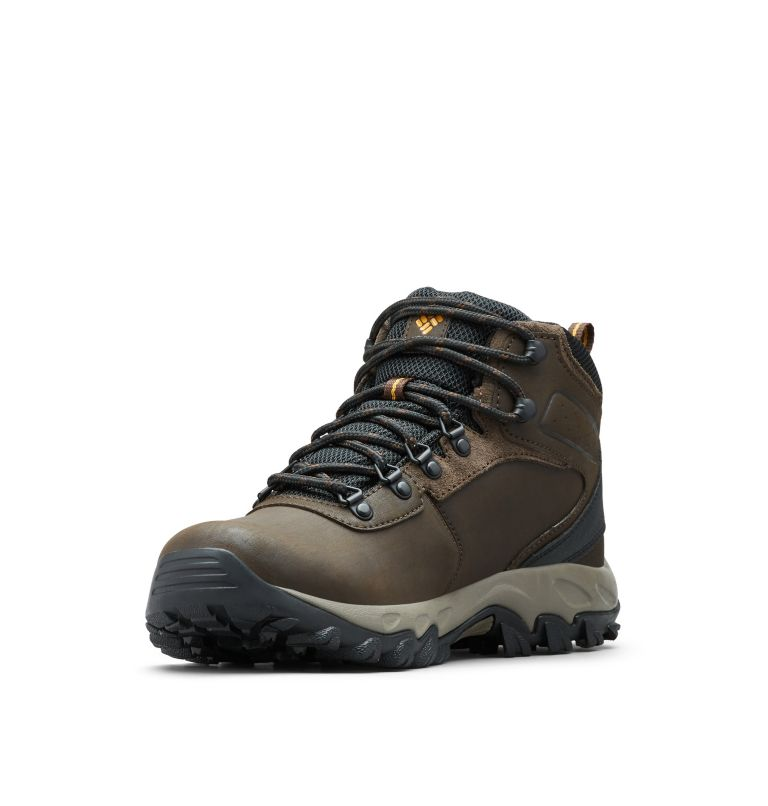 NEWTON RIDGE™ PLUS II WATERPROOF WIDE | 231 | 8 Men's Newton Ridge™ Plus II Waterproof Hiking Boot - Wide, Cordovan, Squash