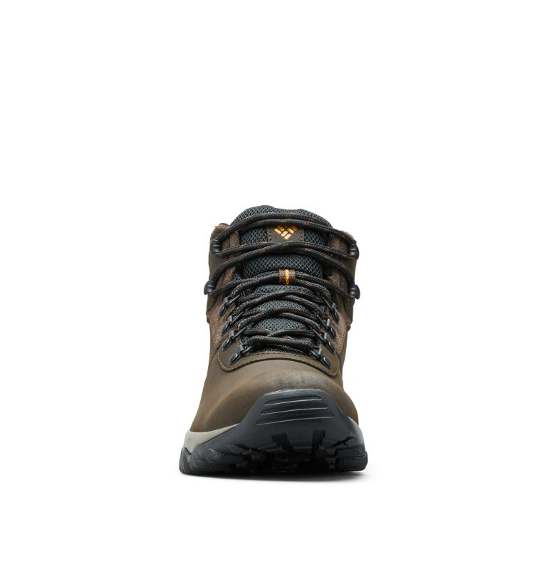 NEWTON RIDGE™ PLUS II WATERPROOF WIDE | 231 | 8 Men's Newton Ridge™ Plus II Waterproof Hiking Boot - Wide, Cordovan, Squash, toe