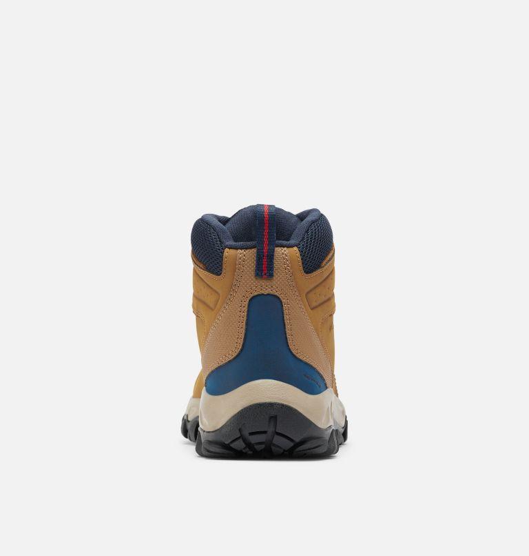 NEWTON RIDGE™ PLUS II WATERPROOF WIDE | 234 | 16 Men's Newton Ridge™ Plus II Waterproof Hiking Boot - Wide, Light Brown, Red Velvet, back