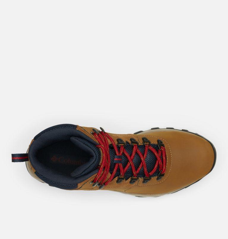 NEWTON RIDGE™ PLUS II WATERPROOF WIDE | 234 | 16 Men's Newton Ridge™ Plus II Waterproof Hiking Boot - Wide, Light Brown, Red Velvet, top
