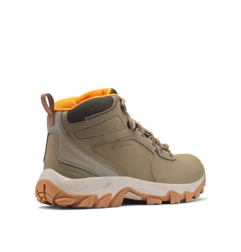 Men's Newton Ridge™ Plus II Waterproof Hiking Boot - Wide Men's Newton Ridge™ Plus II Waterproof Hiking Boot - Wide, 3/4 back