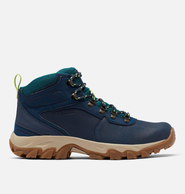 NEWTON RIDGE™ PLUS II WATERPROOF WIDE | 465 | 7 Men's Newton Ridge™ Plus II Waterproof Hiking Boot - Wide, Collegiate Navy, Voltage, front