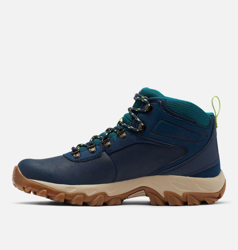 NEWTON RIDGE™ PLUS II WATERPROOF WIDE | 465 | 12 Men's Newton Ridge™ Plus II Waterproof Hiking Boot - Wide, Collegiate Navy, Voltage, medial
