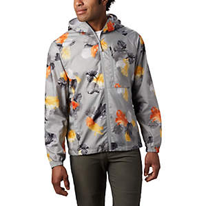 Men's Flash Forward™ Print Windbreaker