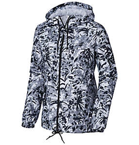 Women's Flash Forward™ Printed Windbreaker Jacket