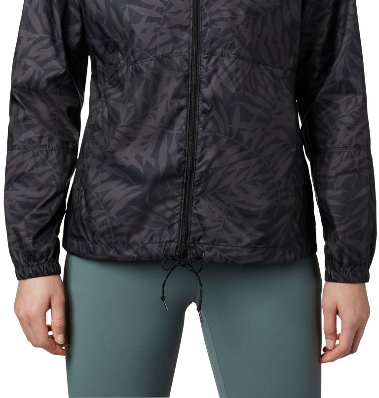 Women's Flash Forward™ Printed Windbreaker Jacket Women's Flash Forward™ Printed Windbreaker Jacket, a2