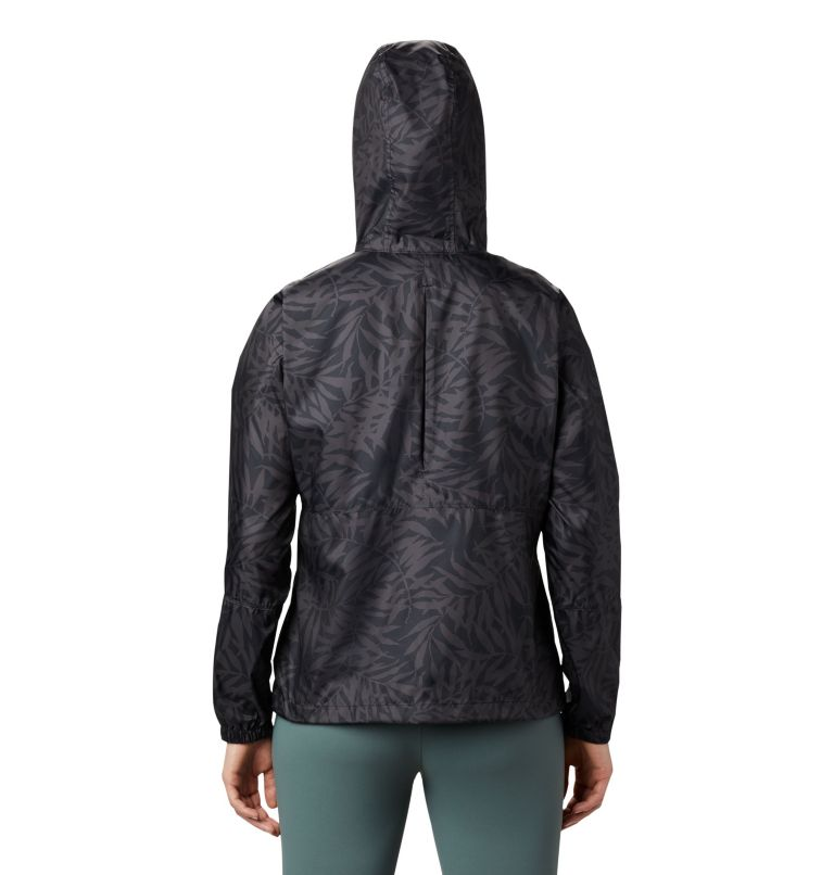 Women's Flash Forward™ Printed Windbreaker Jacket Women's Flash Forward™ Printed Windbreaker Jacket, back