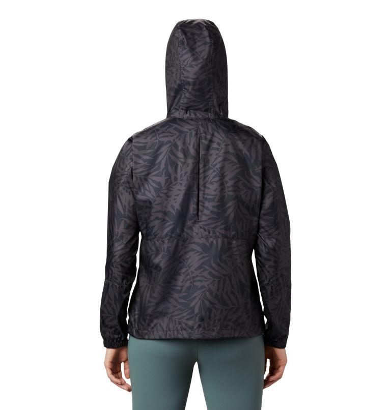 Women's Flash Forward™ Printed Windbreaker Jacket Women's Flash Forward™ Printed Windbreaker Jacket, back