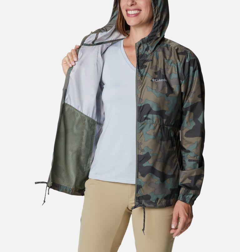 Women's Flash Forward™ Printed Windbreaker Jacket Women's Flash Forward™ Printed Windbreaker Jacket, a3