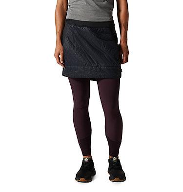 Women's Trekkin™ Insulated Mini Skirt Trekkin™ Insulated Mini Skirt | 629 | L, Black, front